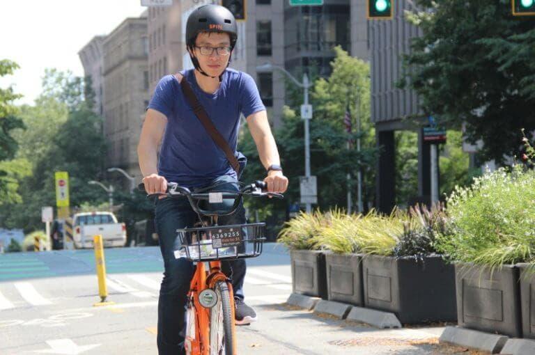 5 beneficios de moverte por la ciudad en bicicleta según la ciencia