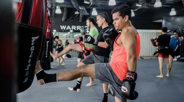 Beneficios físicos de practicar Muay Thai