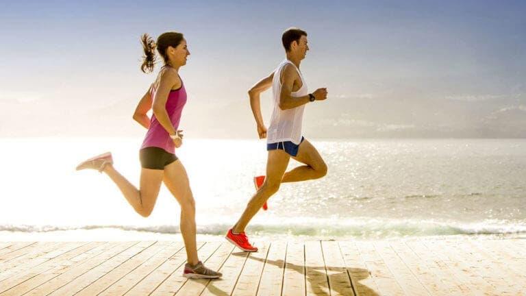 Cómo practicar running con corredores lentos