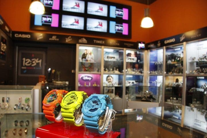 Errores a la hora de comprar un reloj