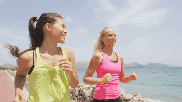 ¿Se puede entrenar con corredores más lentos que tú?