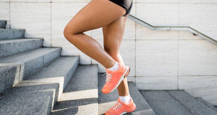 ¿Por qué los runners deben subir escaleras?