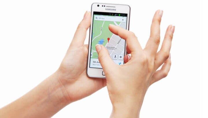 Ocultar localización en el sistema operativo Android