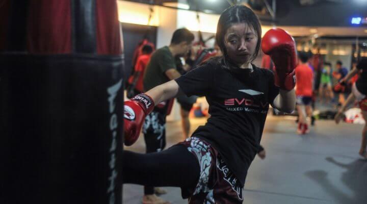 El Muay Thai te mejora mental y espiritualmente