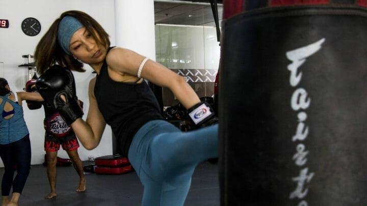 El Muay Thai mejora tu equilibrio