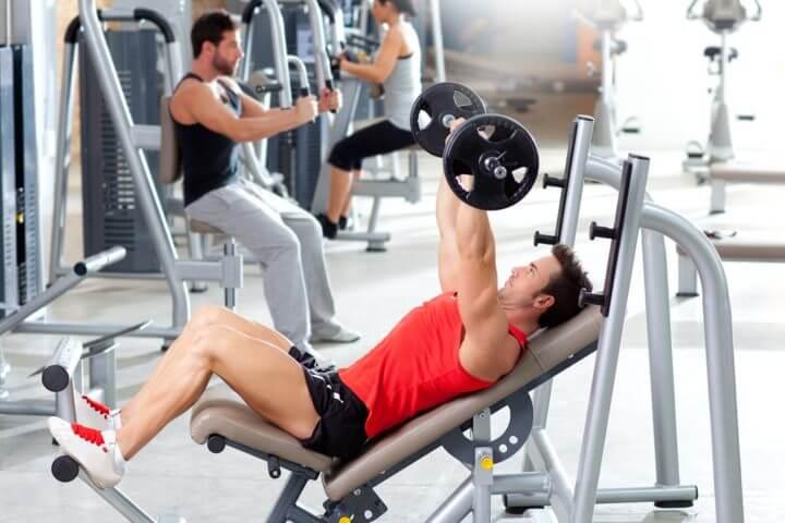 Pesas recomendadas para empezar en el gimnasio
