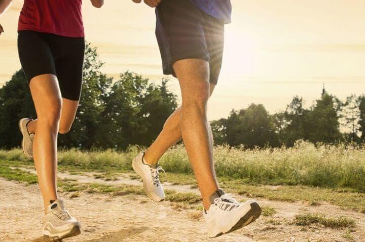 Cómo correr con personas más lentas