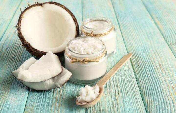 Propiedades del aceite de coco para la salud