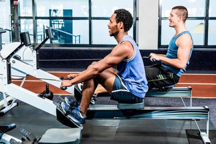 Rutinas para principiantes en el gimnasio