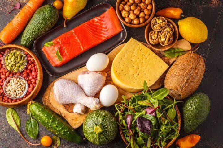 Dieta baja en carbohidratos para entrar en cetosis