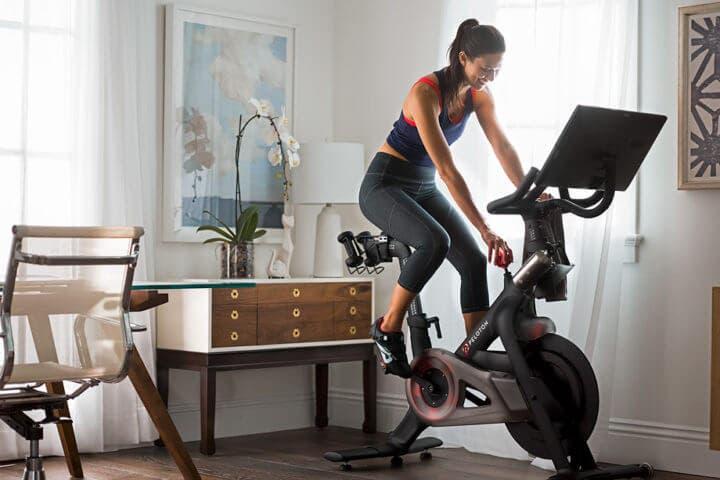 App Peloton Digital para personas que quieren practicar ciclismo