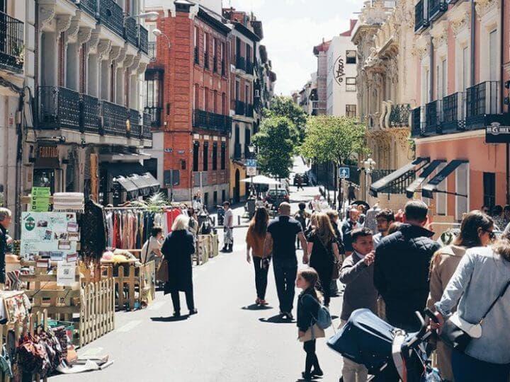 Barrios más turísticos de España