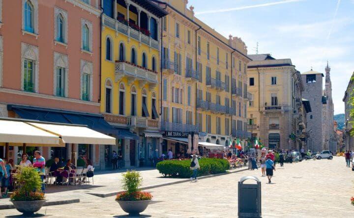 Barrios turísticos en Italia