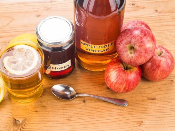Efectos secundarios del vinagre de sidra de manzana