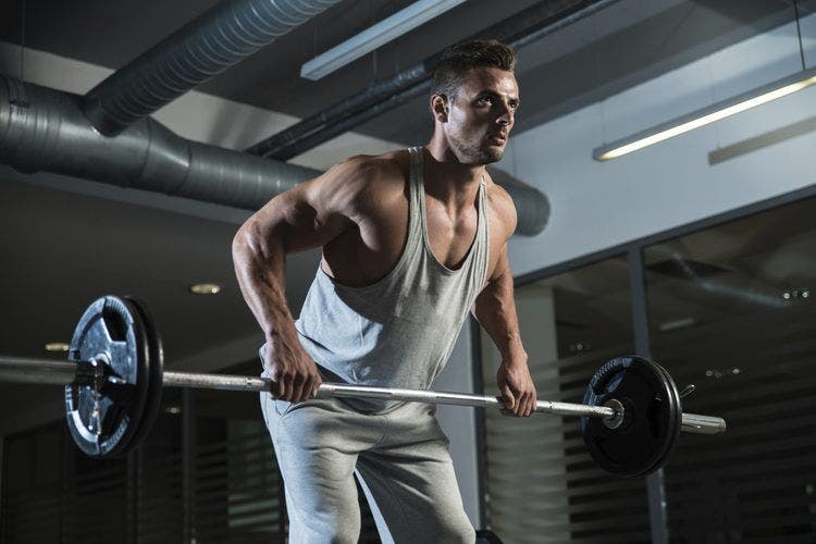 Cuánto peso provoca la hipertrofia
