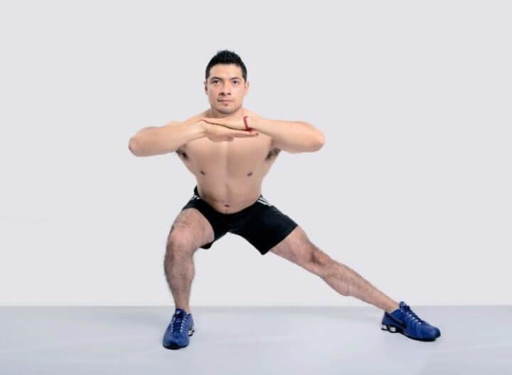Ejercicios para piernas con peso corporal eficaces