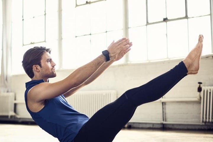 Ejercicios de pilates útiles en running
