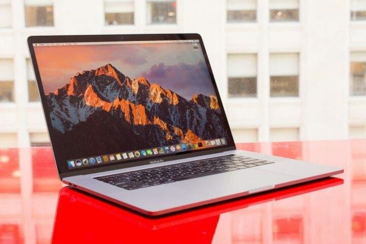 Características del MacBook Pro 2017 15 pulgadas