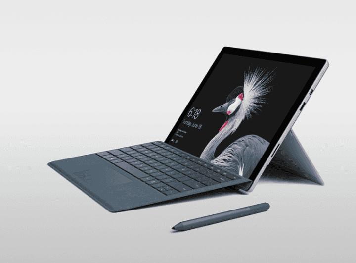 Los mejores portátiles de Microsoft