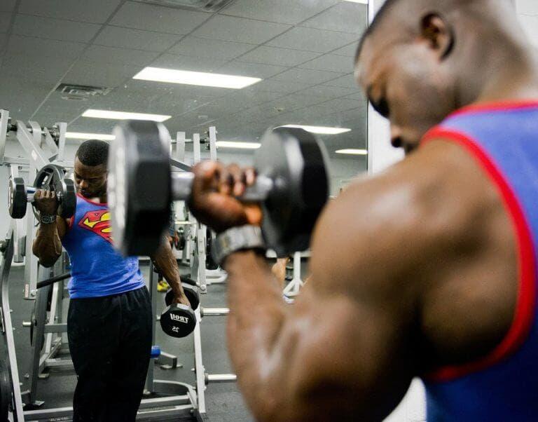 ¿Cuántas repeticiones hacer para ganar masa muscular?