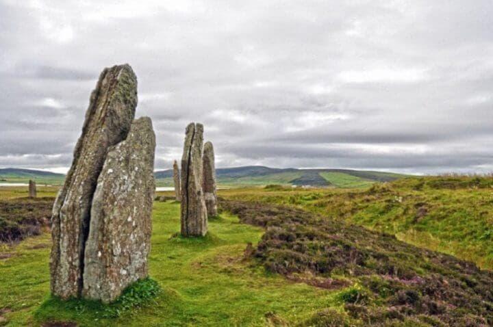 Sitios turísticos de Escocia
