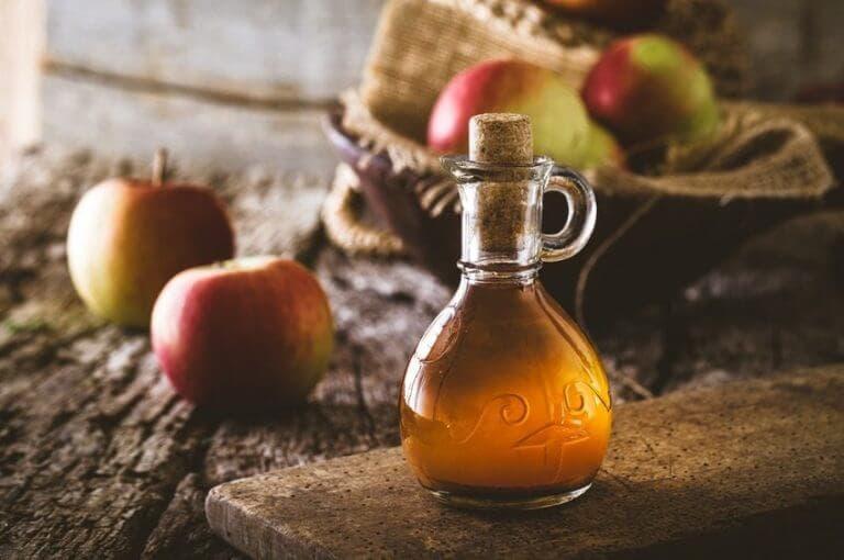 ¿puede el vinagre de sidra de manzana ayudarte a perder peso?