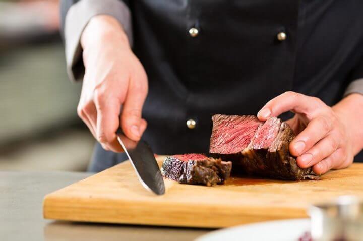Beneficios de comer solo carne