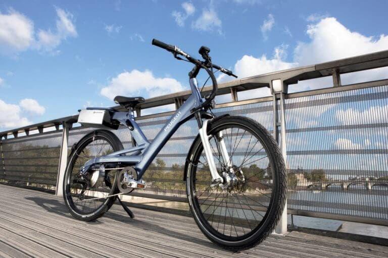 ¿La forma física se ve afectada por la bicicleta eléctrica?