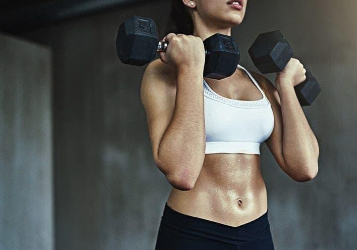 Determinar si el músculo crece en longitud o en diámetro