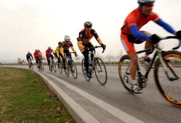 Normas para montar en bicicleta en grupo