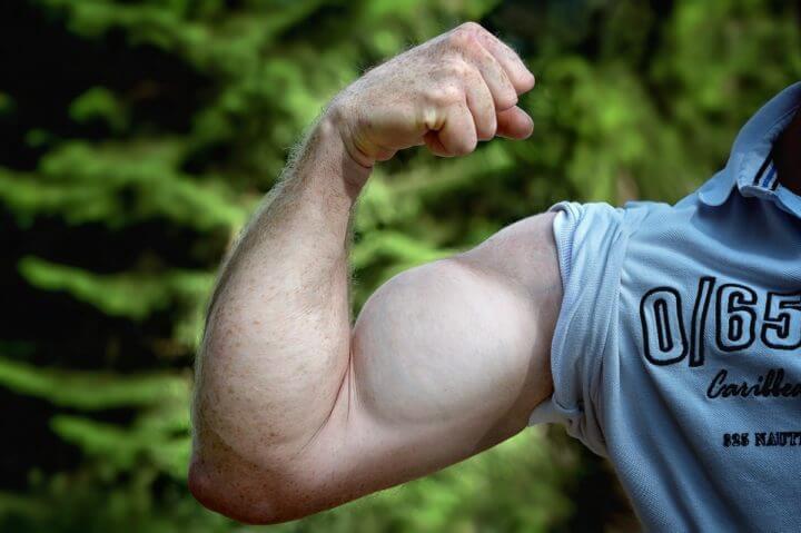 Disfrutar del proceso de ganar músculo