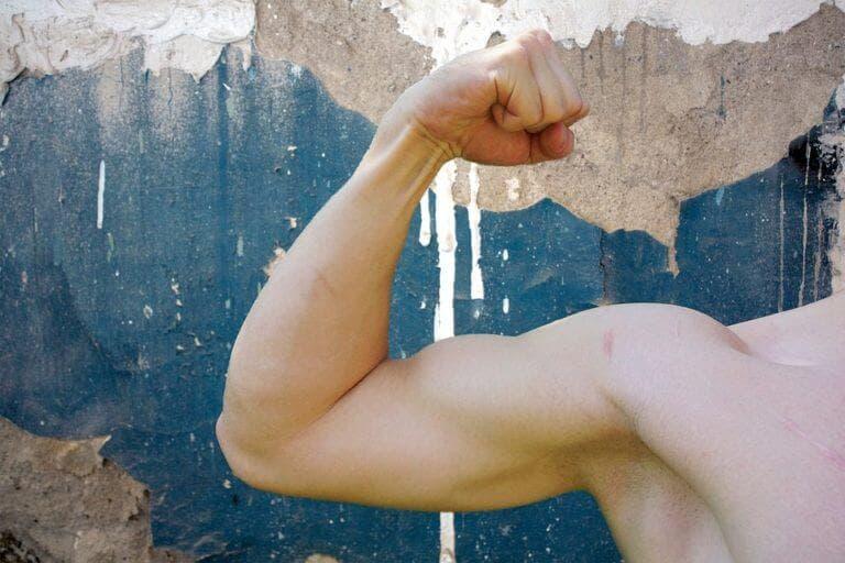 Construir músculos de forma sostenible en el tiempo
