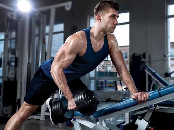 Cómo desarrollar músculos más gruesos