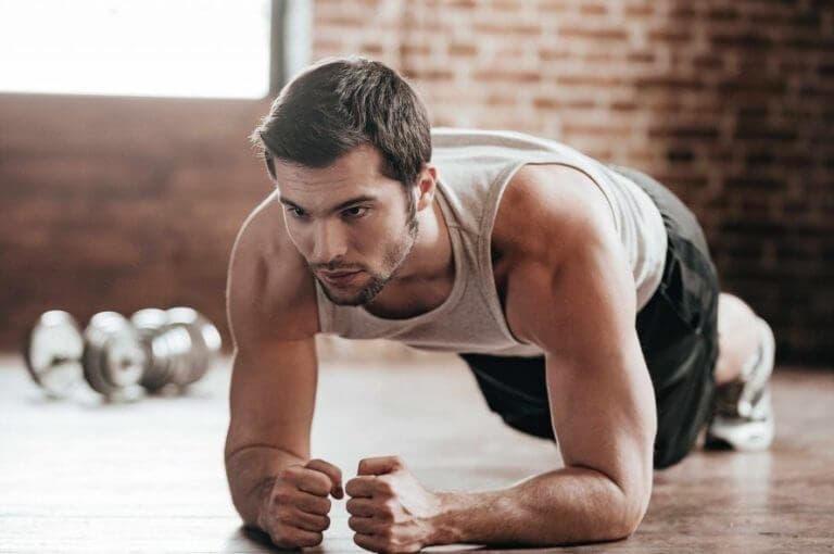 Los 15 ejercicios de core más duros