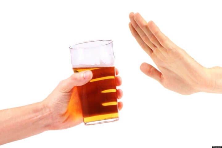 Evitar el alcohol para mejorar tu rendimiento físico