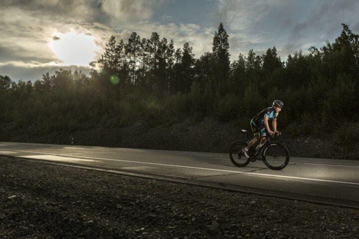 Informarte del clima antes de entrenar ciclismo