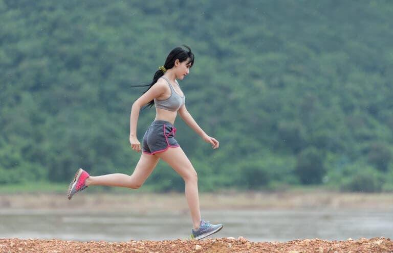 Cómo volver a correr después de un parón