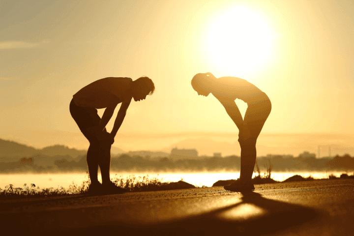 Cómo debe motivarte un compañero de entrenamiento