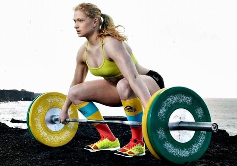 Dieta definitiva par atletas de crossfit