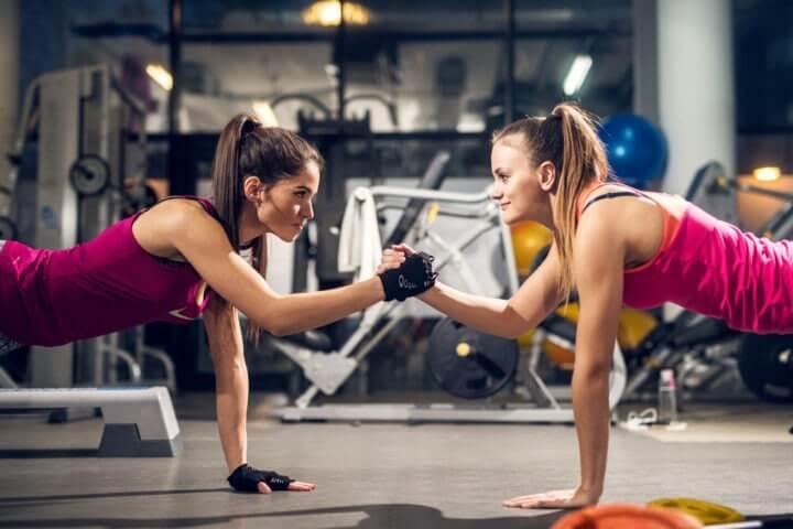 Qué buscar en un compañero de entrenamiento