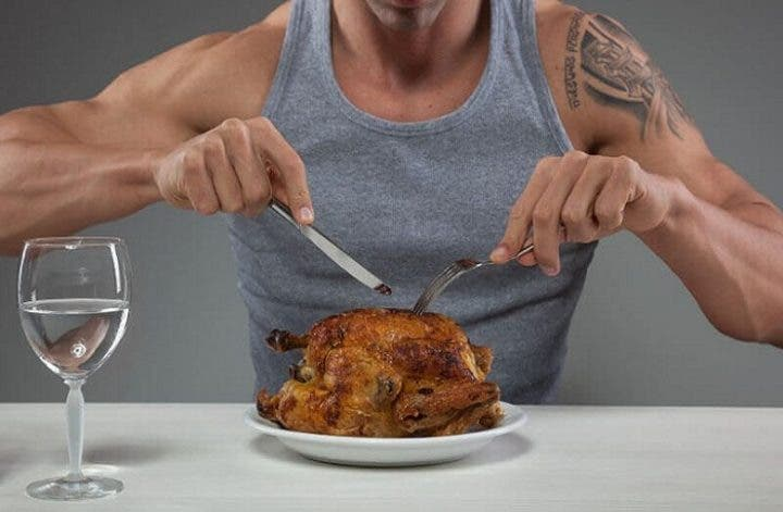 Riesgos de la dieta carnívora