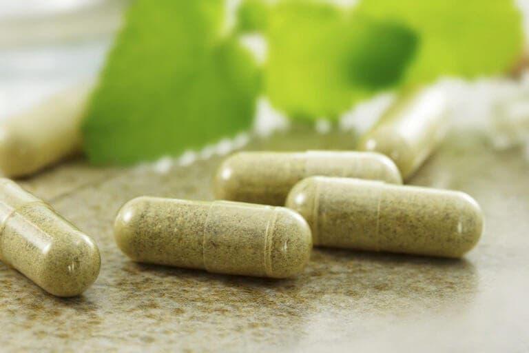 Suplementos de luteína y zeaxantina