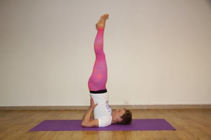 Ejercicios de yoga para calmar la ansiedad