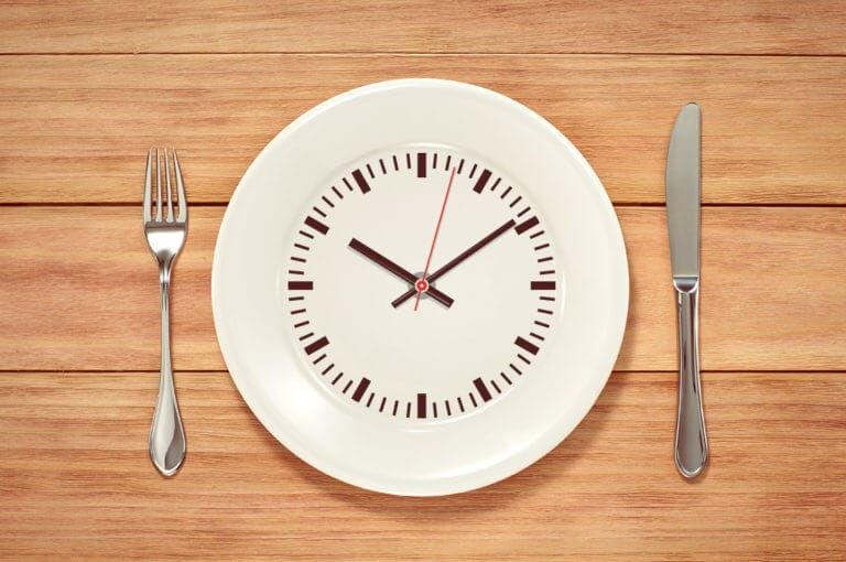 El ayuno intermitente no es mejor que otras dietas tradicionales para adelgazar
