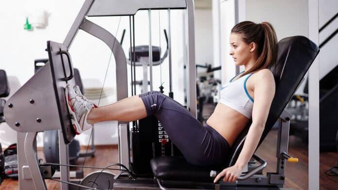 Planificación del día de entrenamiento de pierna