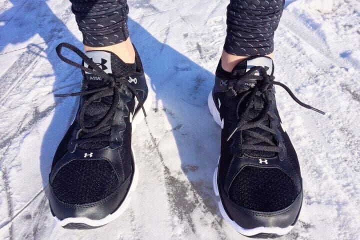 Qué equipamiento utilizar para correr en invierno