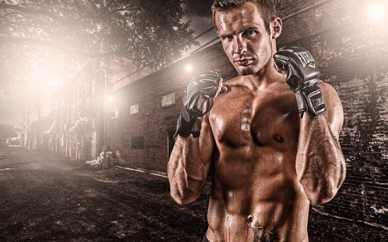 La mejor rutina de core para boxeadores