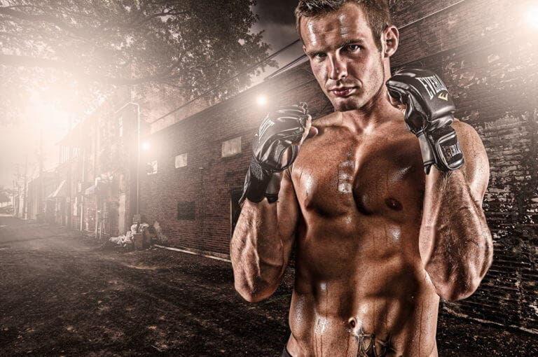 El mejor entrenamiento de core para boxeadores