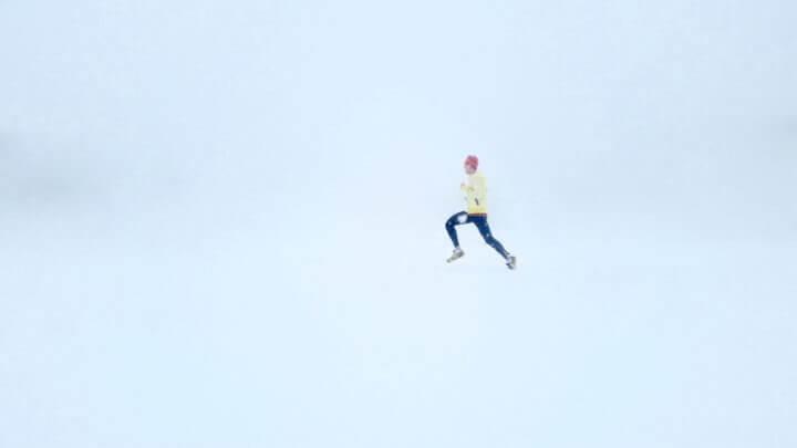 5 maneras de disfrutar los rodajes de running en invierno