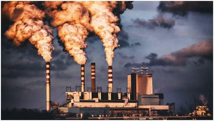 relación entre el aire contaminado y las discapacidades